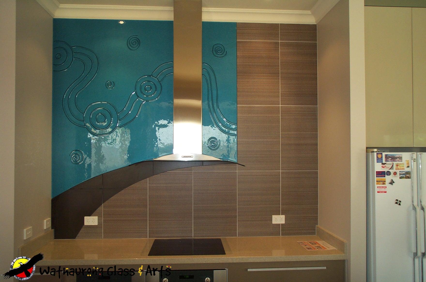 Kitchen Tiles Geelong geelong kitchen splashback - wathaurong glass