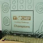 Glass cooking awards