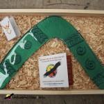 Pearl Green Boomerang