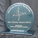 Blue Circle Trophy