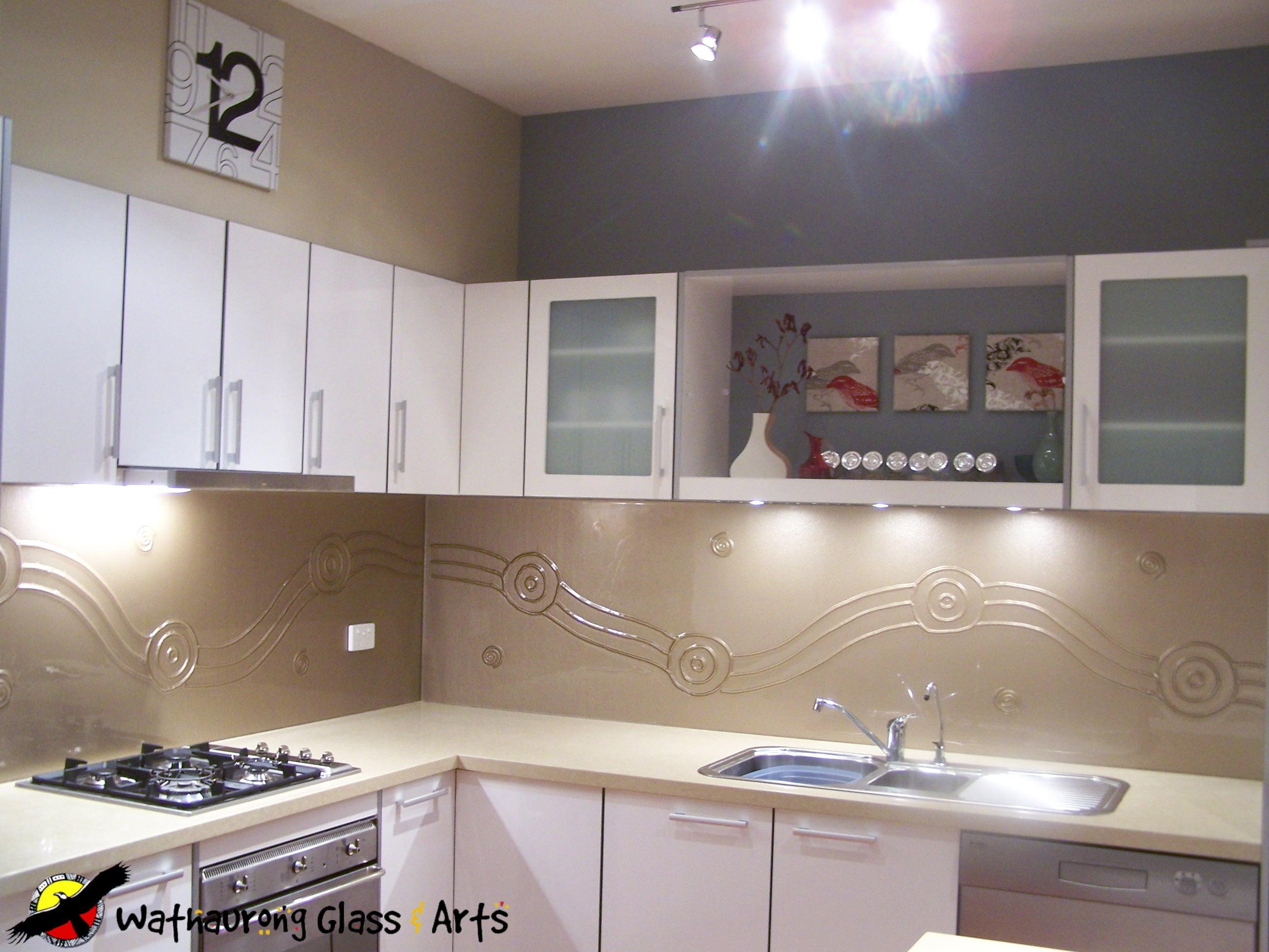 Design Ideas Kitchen Splashbacks ~ Geelong kitchen splashback wathaurong glass