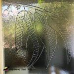 Gum leaf window